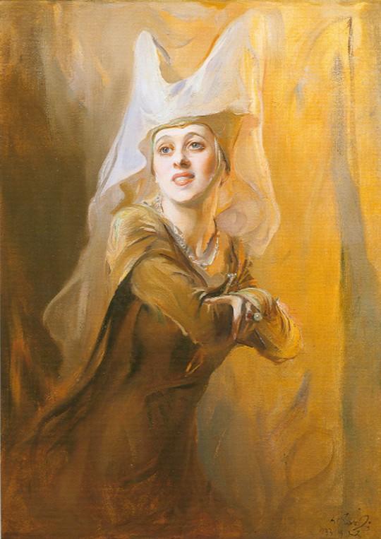 Gwen Ffrangcon-Davies