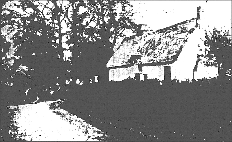Cottage at Dyers End