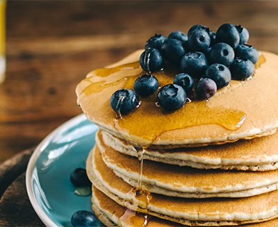 Our favourite pancake recipe
