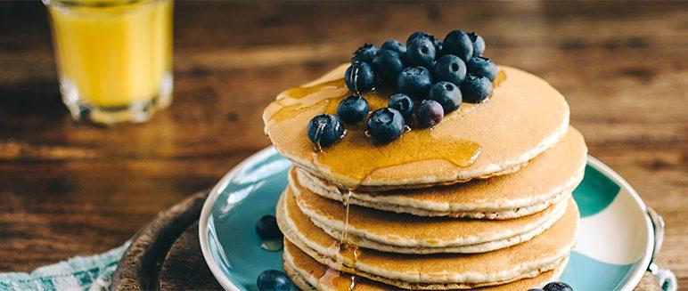 Our favourite pancake recipe
