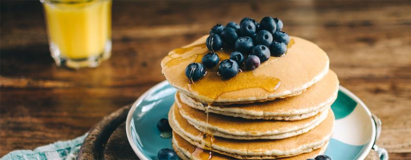 Our favourite pancake recipe for Pancake Day