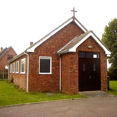 Stambourne Chapel