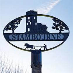 Stambourne Village sign