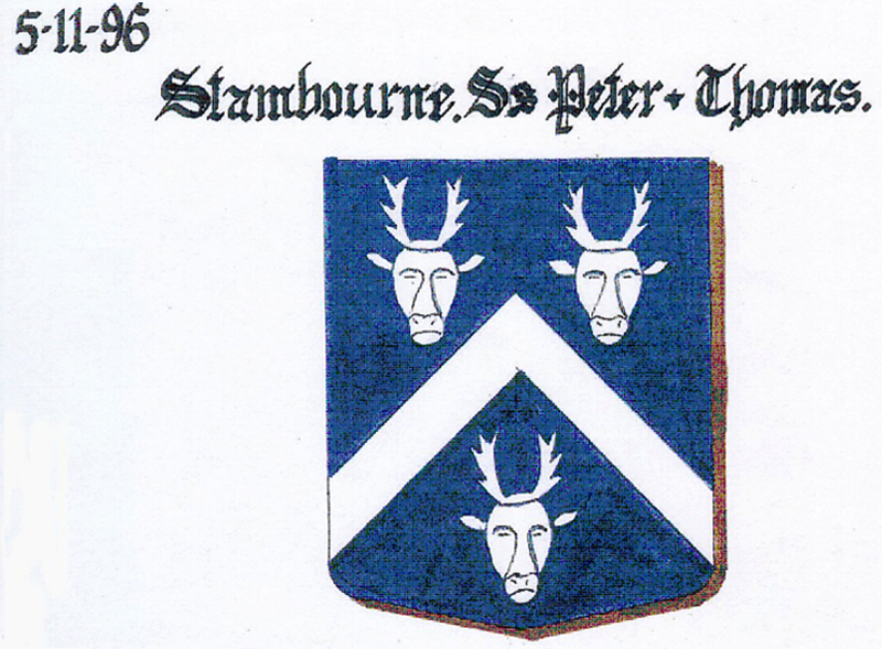 10. Stambourne The Arms of Hartishorn