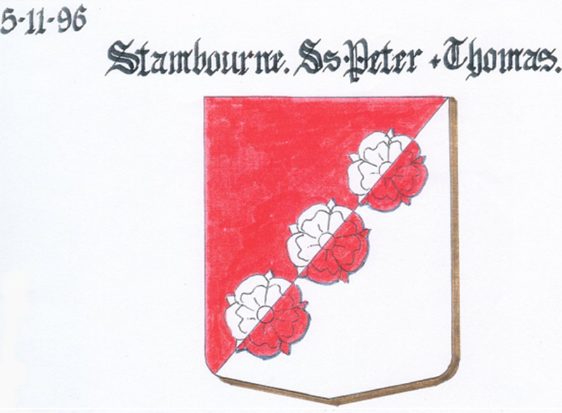 11. Stambourne The Arms of Mackwilliams