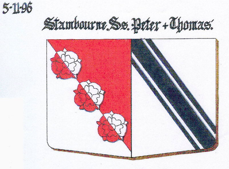 2. Stambourne The Arms of Mackwilliams/?
