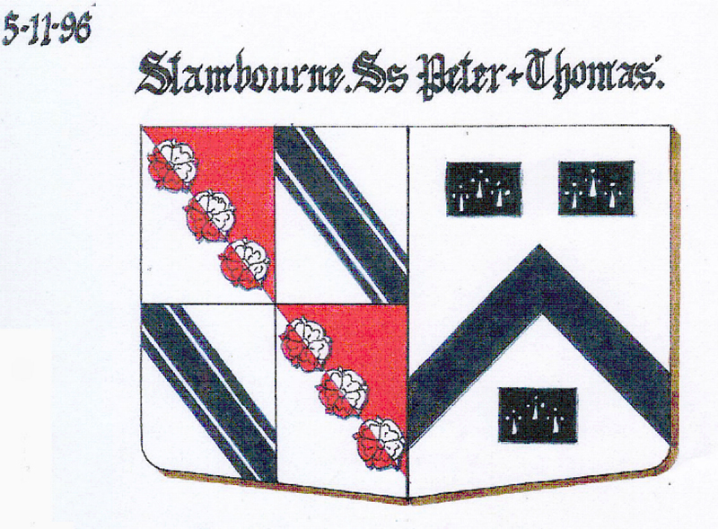 3. Stambourne The Arms of Mackwilliams/Englowise