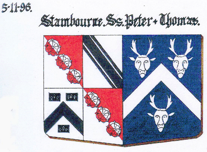4. Stambourne The Arms of Mackwilliams/Hartishorn