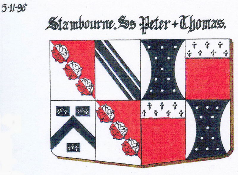 5. Stambourne The Arms of Henry Mackwilliams/Spelman