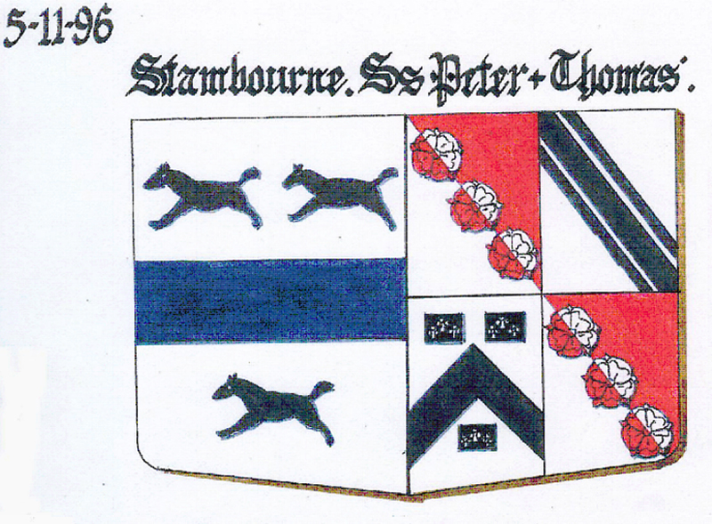 6. Stambourne The Arms of Colt/Mackwilliams