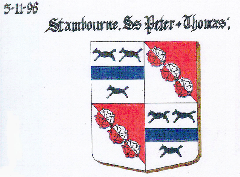 7. Stambourne The Arms of Colte