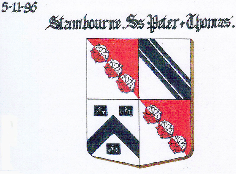 9. Stambourne The Arms of Mackwilliams