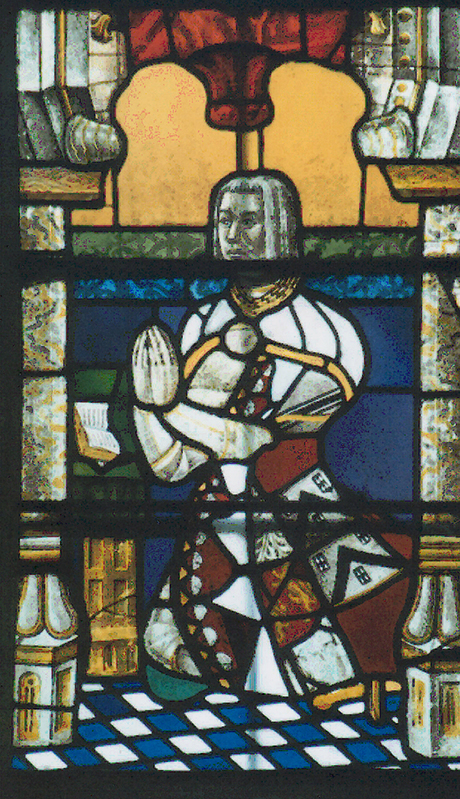 The MacWilliams pictures in the East Window