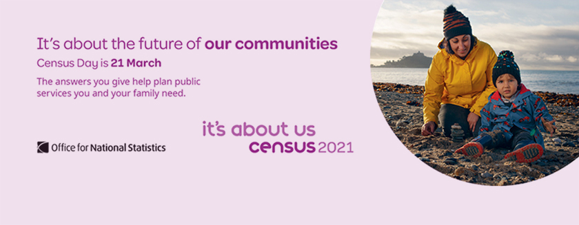 Census 2021 - 21st March 2021