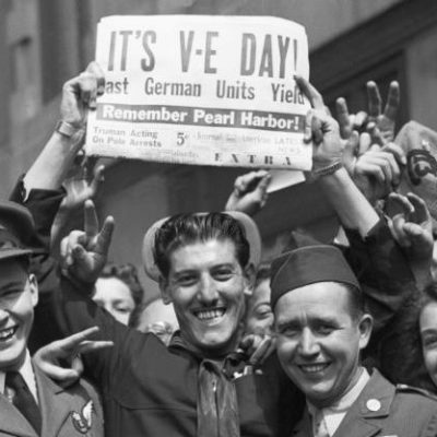 Stambourne VE/VJ Day anniversary – 50 years on