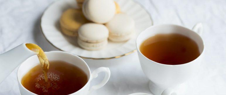 Afternoon tea at Debden Barns