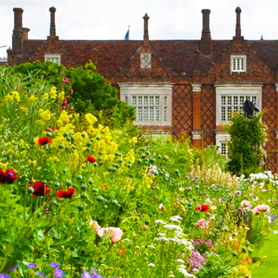 The Stambourne Ladies Group go to Helmingham Hall Gardens