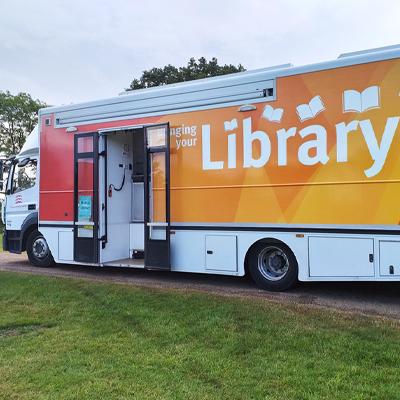Stambourne Mobile Library