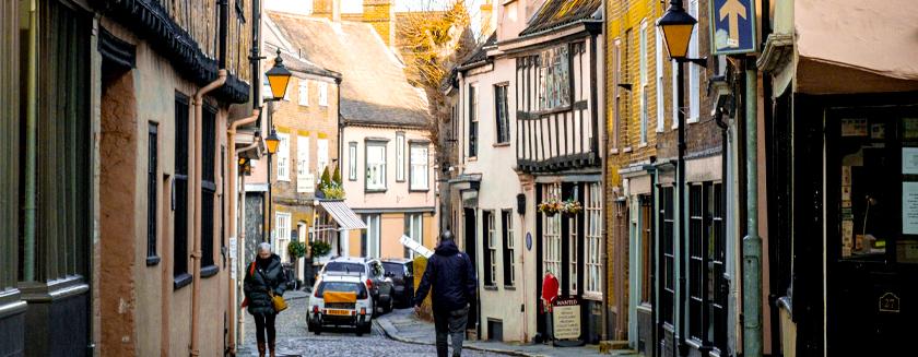 Trip to Norwich